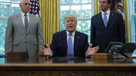 Trump will Druck auf Iran erhöhen