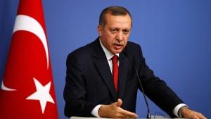 Tausende demonstrieren gegen Erdogan