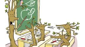 Alles im grünen Bereich: Die Erziehung der Zwerge