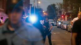 Sechs verletzte Polizisten bei Schießerei in Philadelphia