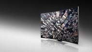 Superscharfe Konturen: Ultra-HD-Fernseher Samsung UE65HU8590