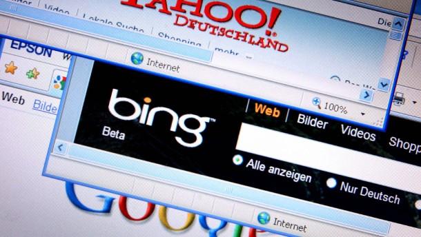 Das Elend der europäischen Suchmaschinen