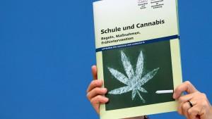 Cannabiskonsum in Deutschland nimmt zu