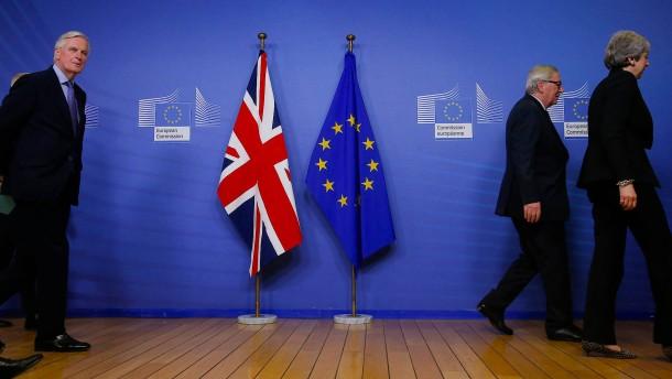 EU und London drehen sich im Kreis