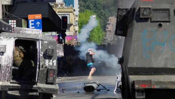 Chiles Präsident kündigt Sozialreformen an