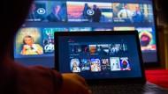 Streamingdienste wie Netflix sind eine starke Konkurrenz für das klassische Fernsehen.