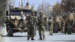 Nato-Chef warnt Trump vor überstürztem Abzug aus Afghanistan