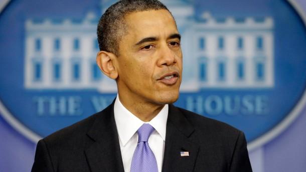 Obama berät sich mit Geheimdienstchefs