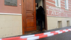 Moskau erfindet neue Staatsfeinde