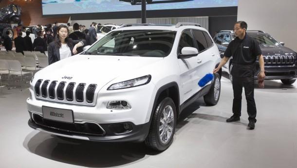 Fiat Chrysler holt 1,1 Millionen Autos zurück