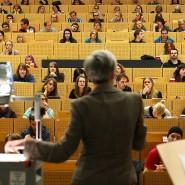 Ein Hörsaal der Ruhr-Universität Bochum