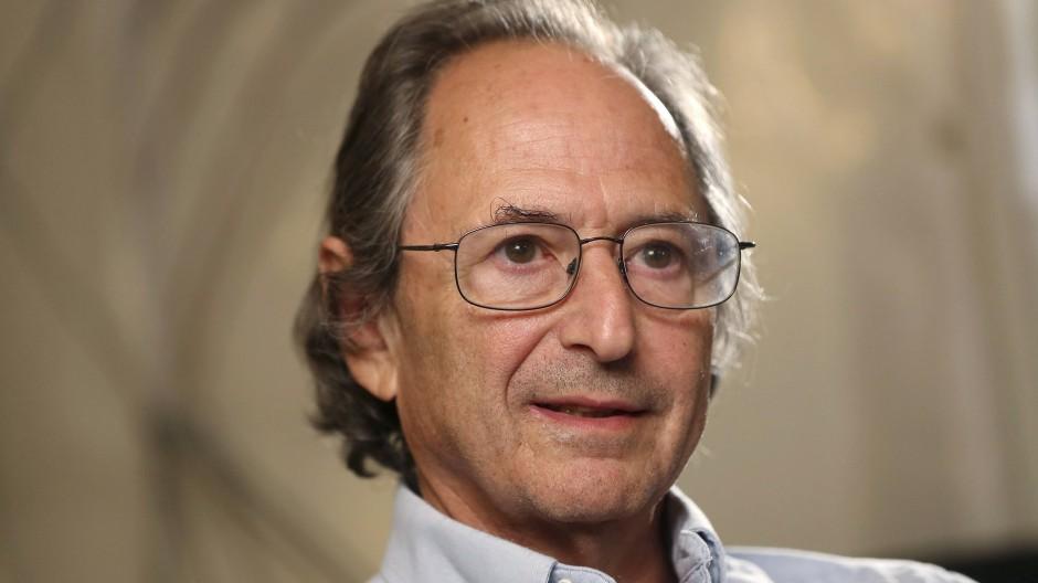 Frustration und massive Kritik an der Krisenforschung: Chemie-Nobelpreisträger Michael Levitt im Jahr der Ehrung 2013