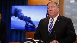Washington verzichtet vorerst auf Sanktionen gegen Iran
