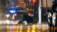 Verdächtige Rucksäcke in Boston gesprengt