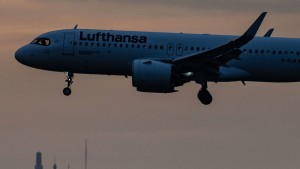 Lufthansa erholt sich etwas von der Corona-Pandemie