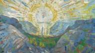 "Edvard Munch: ""Die Sonne"", 1912"