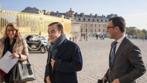 Die Ghosns und die Affäre von Versailles