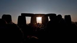 Kein Tunnel unter Stonehenge?