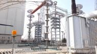 Zukunftsweisend: Testlabor für Chinas gigantische Stromnetze in der Nähe von Peking