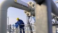 Kein Gas für die Ukraine