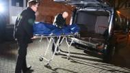 Junger Mann stirbt nach Polizeischüssen in Essen