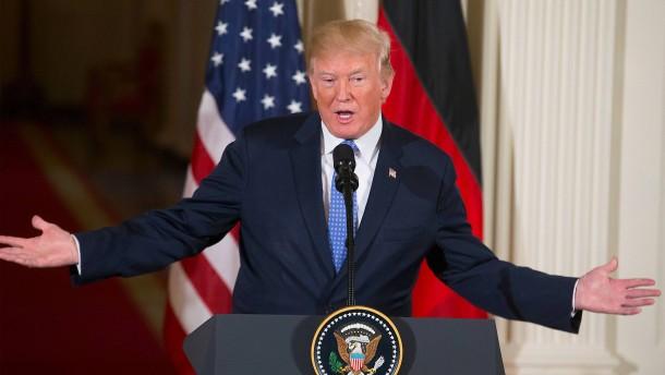 Kritik an Trumps Strafzöllen aus den eigenen Reihen