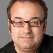 """Daniel  Meuren - Portraitaufnahme für das Blaue Buch """"Die Redaktion stellt sich vor"""" der Frankfurter Allgemeinen Zeitung"""