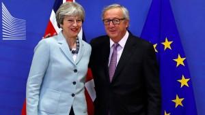 Durchbruch bei Brexit-Verhandlungen