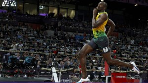 Usain Bolts Olympia-Spikes von London gestohlen