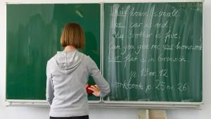 Mehrsprachig zum Abitur