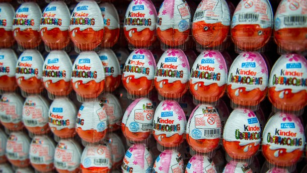 Tausende Süßigkeiten verderben wegen defekter Kühlung
