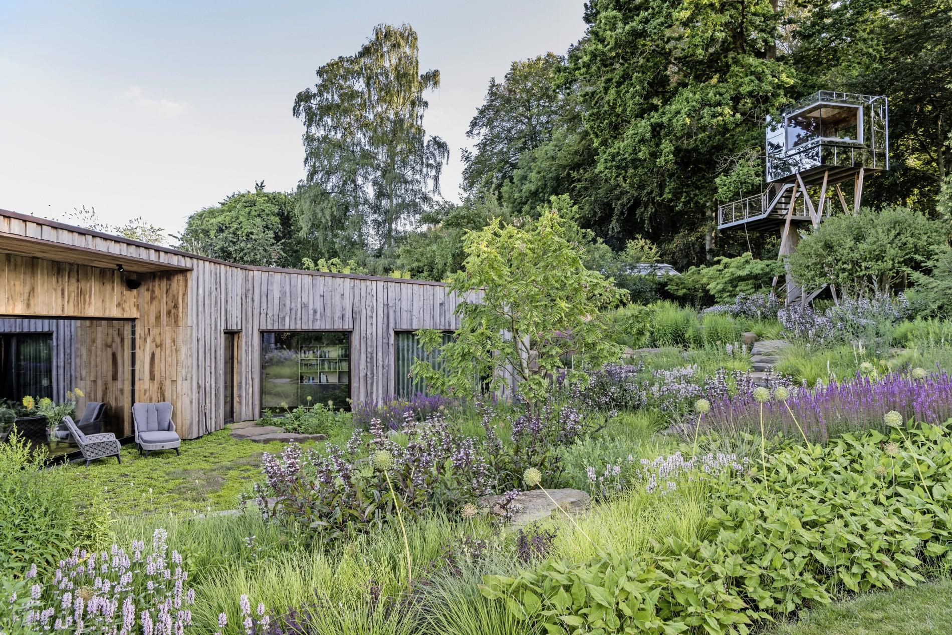 Garten des Jahres Wie man ohne Pflaster und Beton auskommt