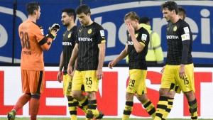 Der HSV entzaubert ideenlose Dortmunder