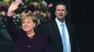 Insider: Merkel äußert sich skeptisch zum Brexit-Deal