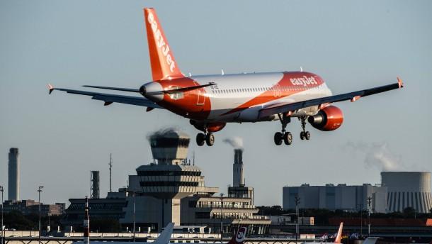 Easyjet boomt nach Air-Berlin-Übernahme