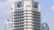 Hoch hinaus: die Union Investment in Frankfurt
