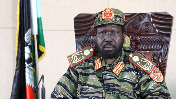 Putschversuch in Südsudan