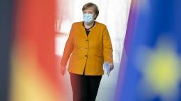 Merkel lässt sich mit Astra-Zeneca impfen