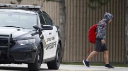 Alarm an der Columbine High School
