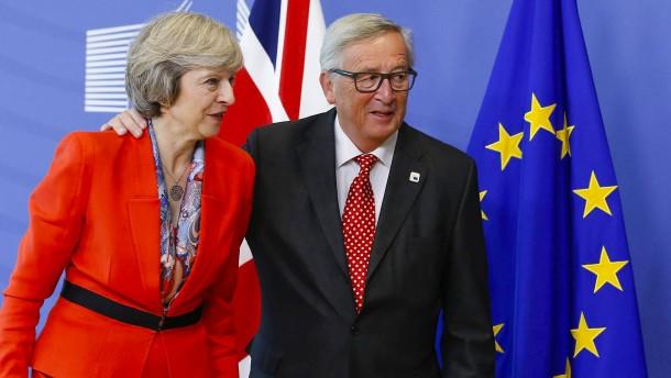 Brüssel schickt eine Rechnung über 60 Milliarden Euro