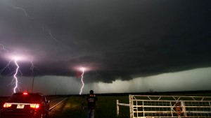 Fünf Menschen sterben bei Tornados