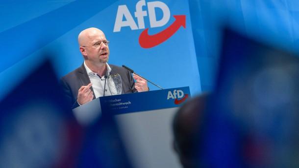 AfD stärkste Partei im Osten