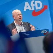 Spitzenkandidat der AfD für die Landtagswahl in Brandenburg: Andreas Kalbitz