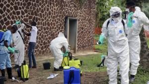 Die Ebola-Bekämpfer müssen sich beeilen