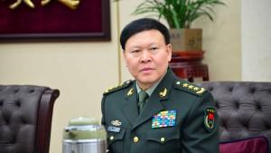 Chinesischer General erhängt sich