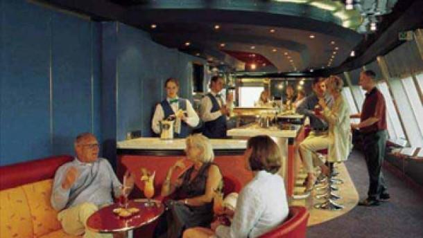 Eine Luxus-Mittelmeerkreuzfahrt