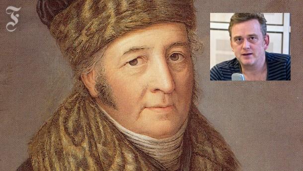 """Thomas Huber liest """"Lied und Gebilde"""" von Johann Wolfgang von Goethe"""