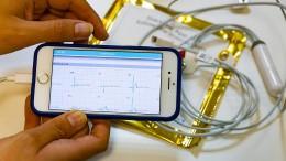 Was bringt das EKG-Gerät für die Hosentasche?
