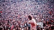 Im August 1969 besuchten tausende das Musikfestival in New York.