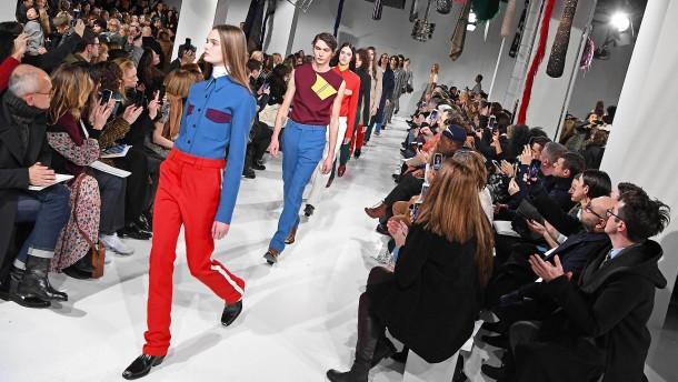 Calvin Klein wieder groß